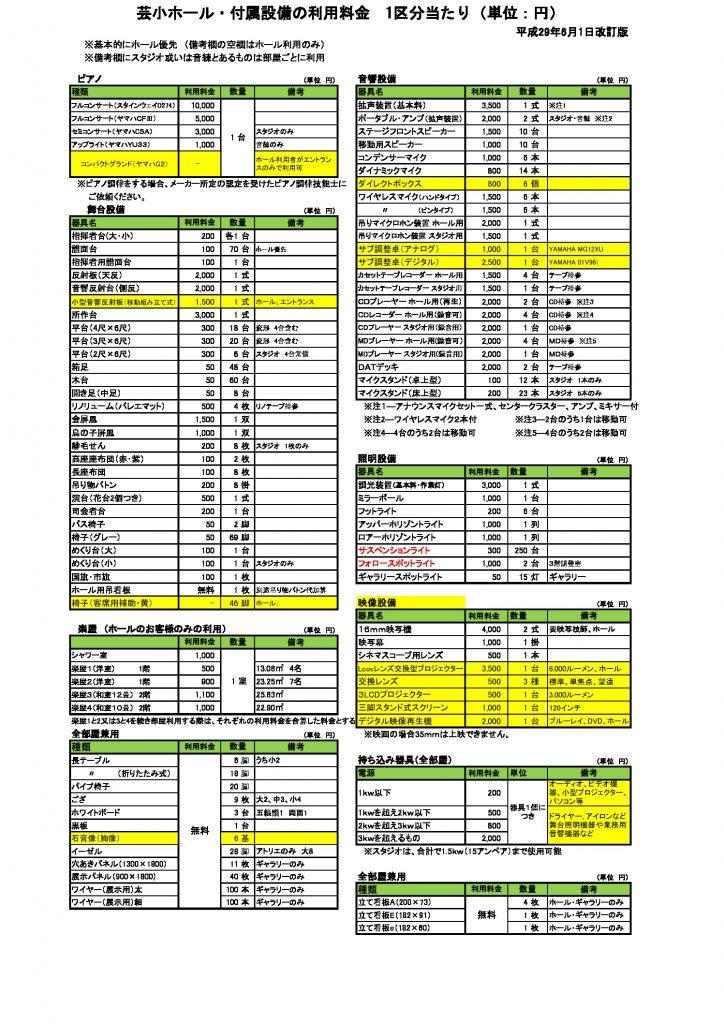 付属設備利用料(H29.6.1)のサムネイル