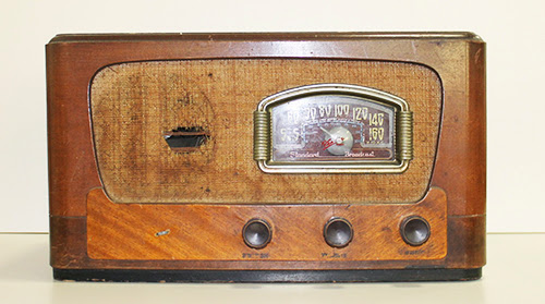 ラジオと満洲事変   くにたち郷土文化館